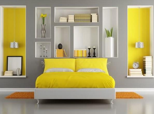 Ремонт спальни — цена, советы + 37 классных фото