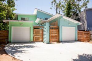 10 Неожиданных цветовых схем для фасада дома