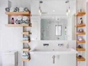 10 советов по созданию шикарных небольших ванных комнат