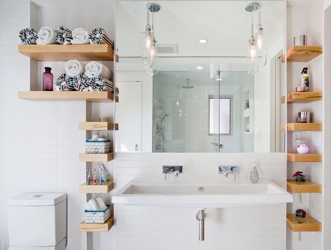 10 порад по створенню шикарних невеликих ванних кімнат