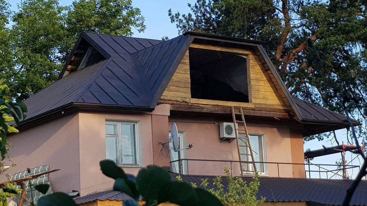 Фальцева покрівля Київ 2017