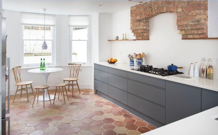 Идеи напольной плитки для каждой комнаты