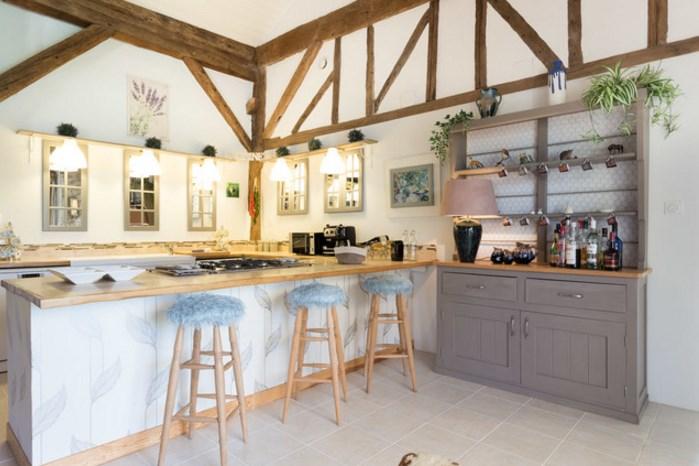 6 способов как придать вашей кухне стиль прованс