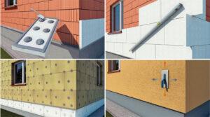 Фотоинструкция на утепление фасада