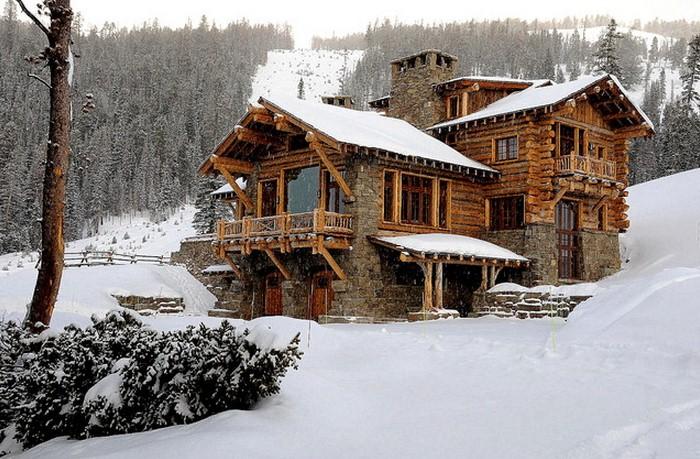 Утепление деревянного дома. Как сделать дерево по-настоящему тёплым?