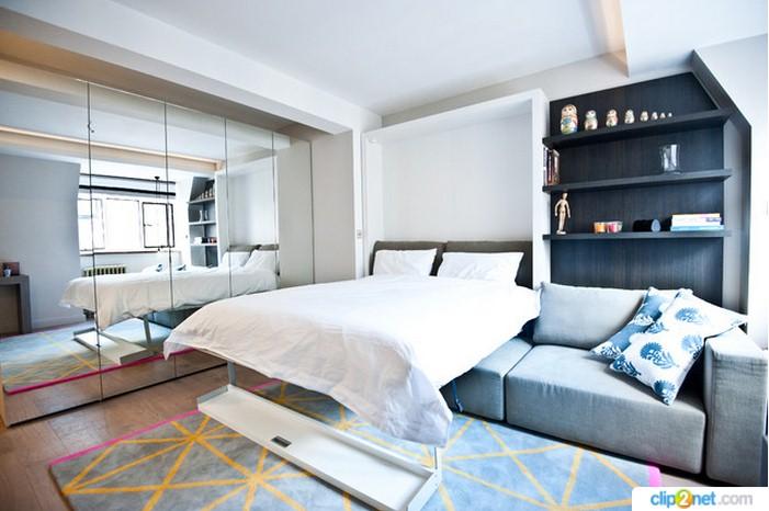 Дизайн маленькой спальни: 7 способов расширить пространство