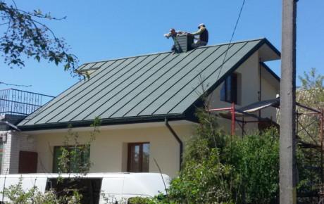 Фальцевая кровля и утепление фасадов от Компании СтройПомощь, Киев