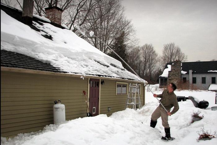 grably dlya uborki snega na krovle