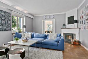 Який колір підходить до сірого в інтер'єрі квартири? Поради експертів