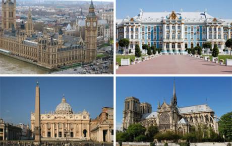 Фальцевая кровля как элемент классической архитектуры