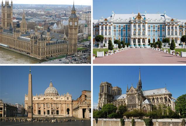 Фальцева покрівля – втілення традицій європейської архітектури