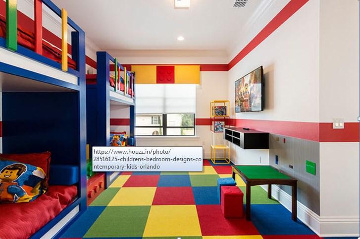 Як створити в загальній дитячій кімнаті затишок. Поради для батьків