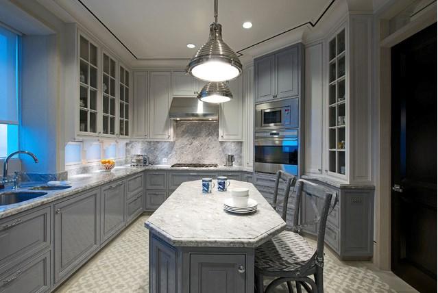 Кухонный стол - остров