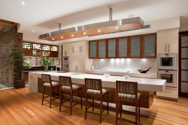 Кухонный стол - барная стойка