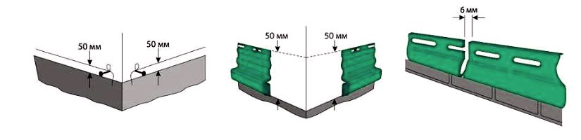 montazh-saydinga-kreplenie-startovoy-planki