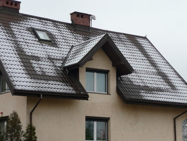 Мостики холода в крыше