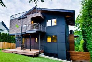 Вентильований фасад – ефективний теплозахист будинку