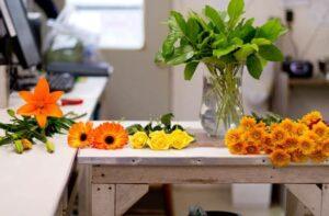 Как профессионально создать красивые и роскошные букеты из осенних цветов