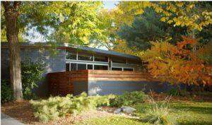 21 прекрасний будинок в осінніх тонах (фото)