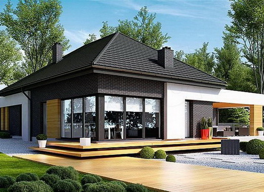 ТОП 10 готовых проектов домов из Восточной Европы
