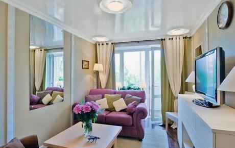 ремонт квартиры в хрущевке фото с примерами дизайна