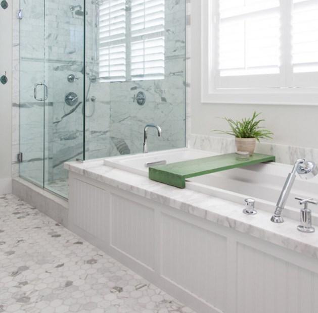Аксессуары для ванной - подставка поднос для ванной