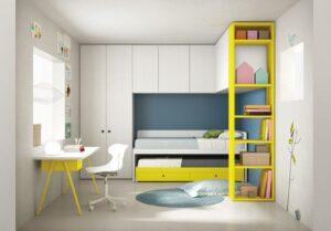 11 відмінних рішень для зберігання речей в спальні [ФОТО]