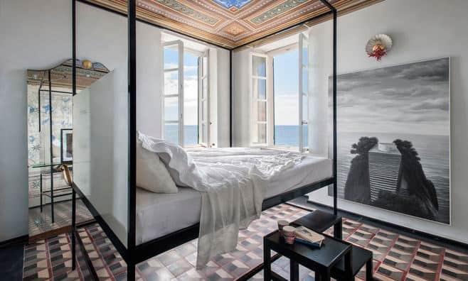 средиземноморский стиль в дизайне интерьера дома или квартиры