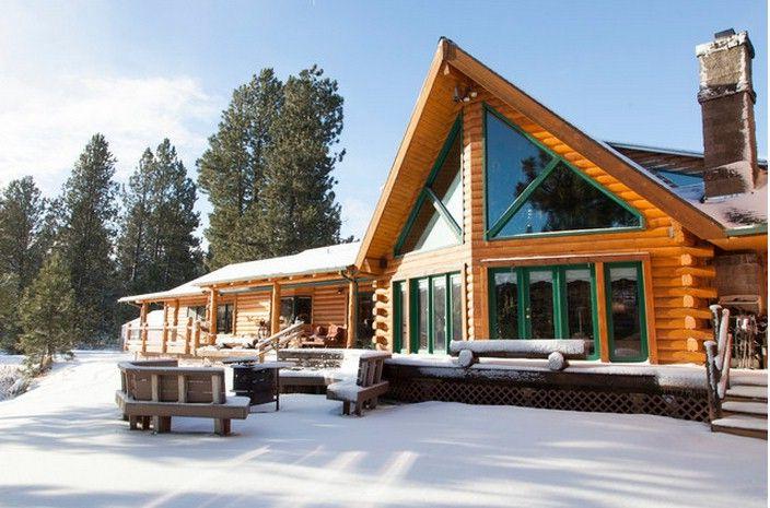 Зруб будинку: втілення традицій дерев'яного будівництва ★ BudPom