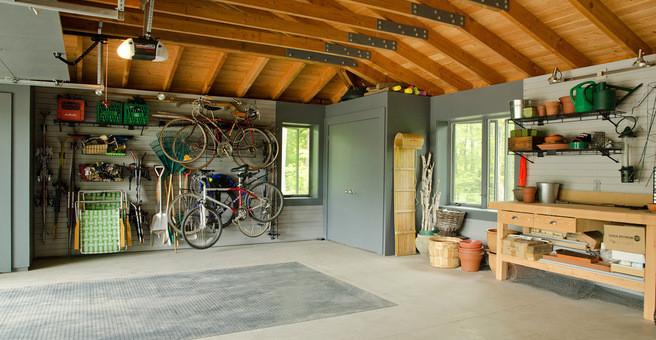 В гаражі 7 денний план прибирання в