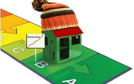 Инфографика - утепление дома ведет к экономии энергии