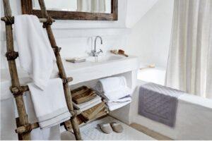 10 необычных идей вешалки для полотенца